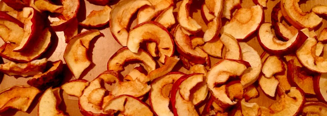 Die Apfelharfe oder Fülle macht erfinderisch